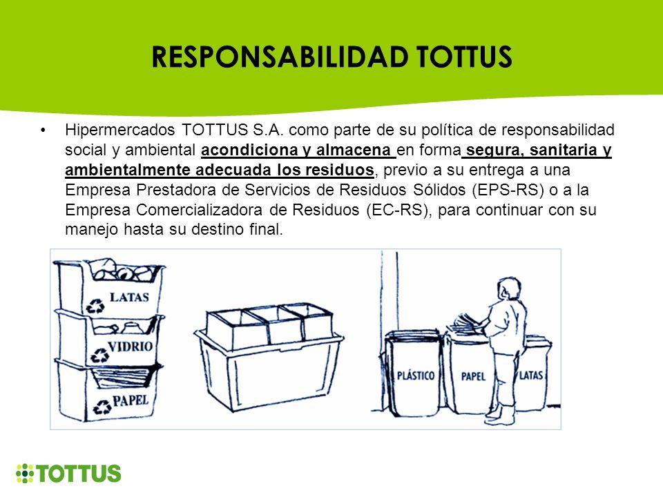 RESPONSABILIDAD TOTTUS
