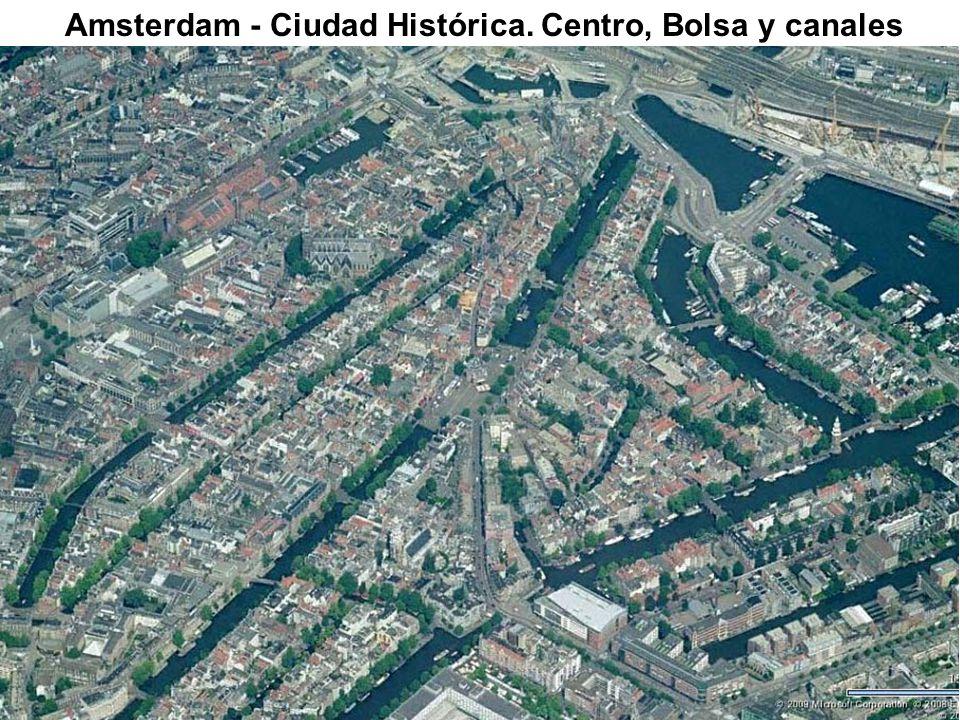 Amsterdam ciudad medieval con muralla y foso ppt video for B b ad amsterdam centro