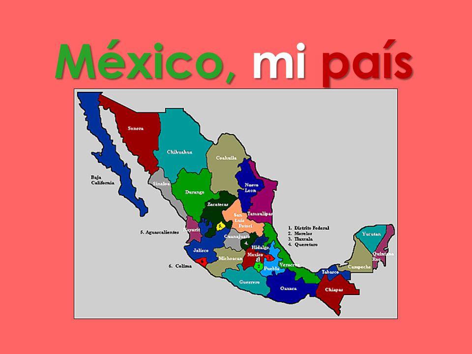México, mi país
