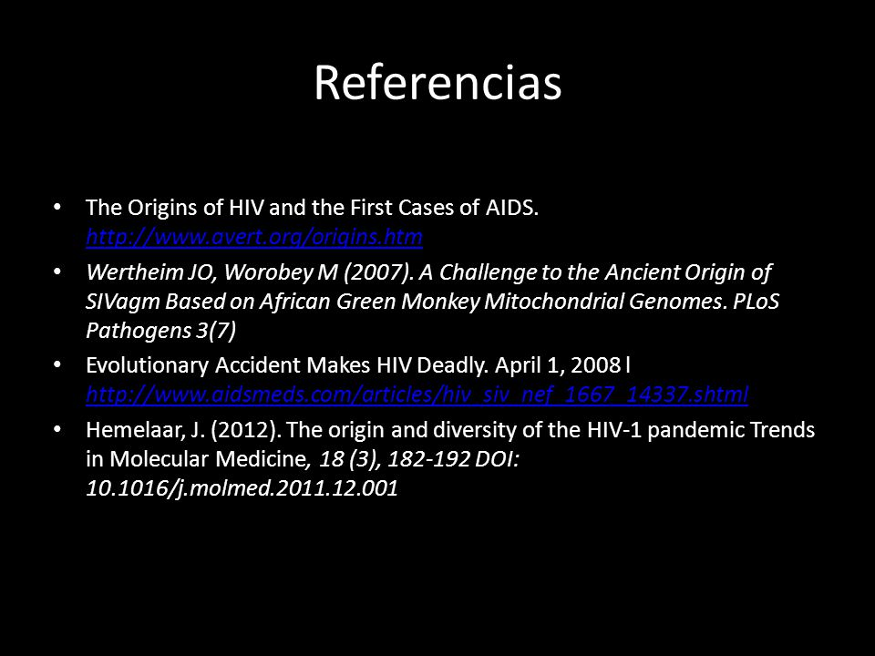 a history and the origins of aids acquired immuno deficieny syndrome