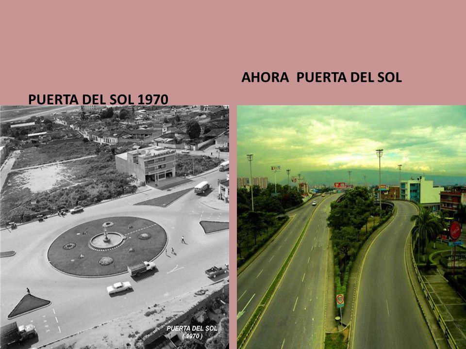 bucaramanga antigua aeropuerto gomez ni o ahora es la On puerta del sol ahora