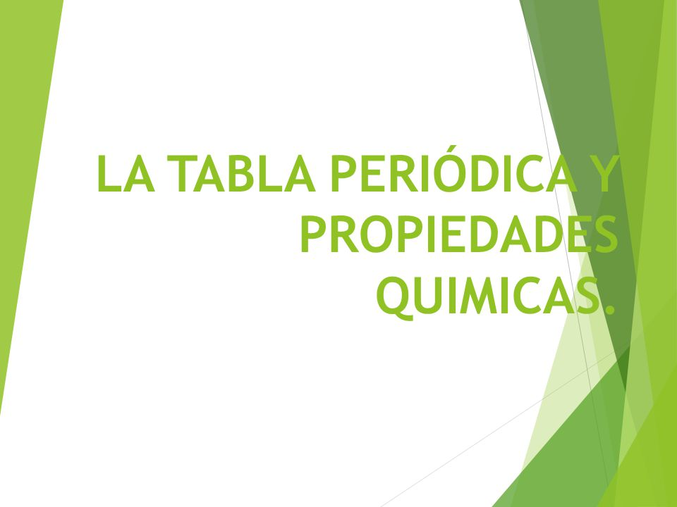 La tabla peridica y propiedades quimicas ppt video online descargar 1 la tabla peridica y propiedades quimicas urtaz Images