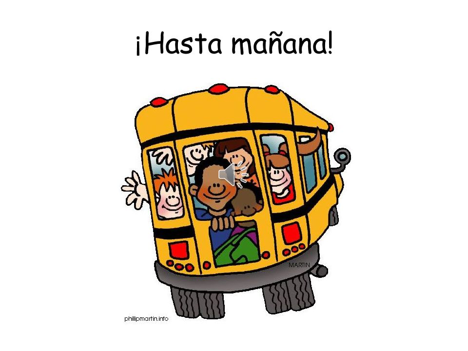 how to say see you tomorrow in spanish