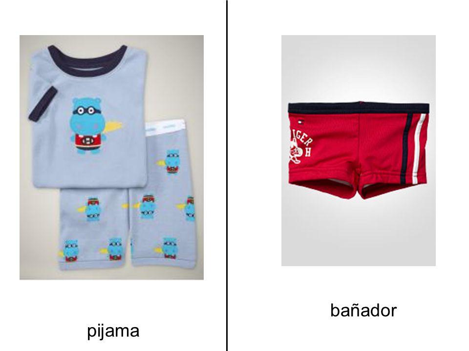 bañador pijama
