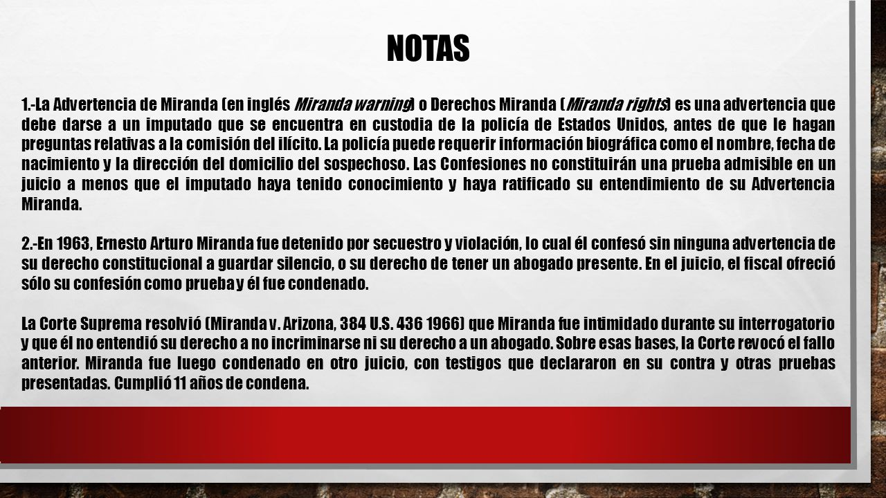 Miranda v arizona 384 u s 436