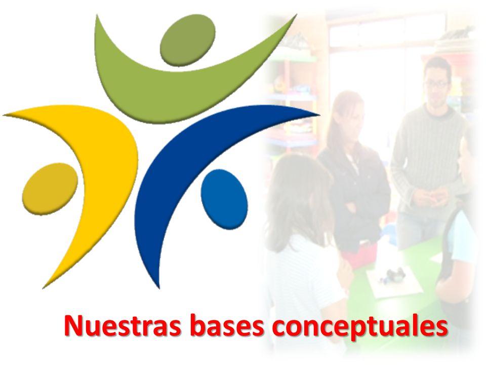 Nuestras bases conceptuales