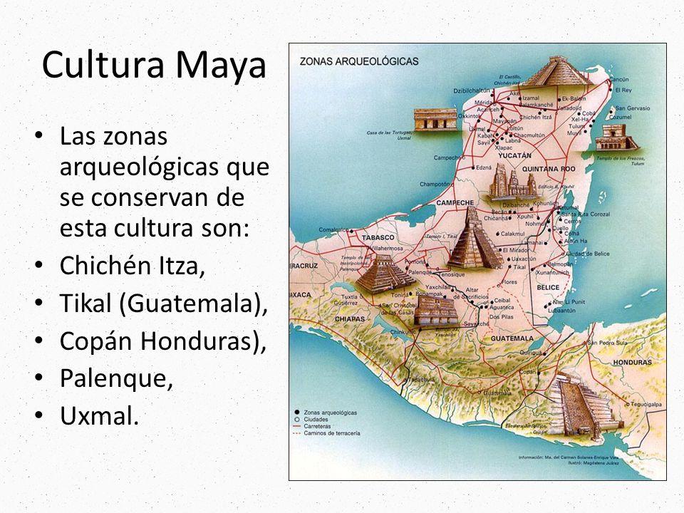 Literatura maya ppt descargar for Cultura maya ubicacion
