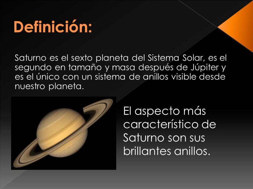 Saturno Natalia Palomino Y Silvia Hidalgo Ppt Descargar