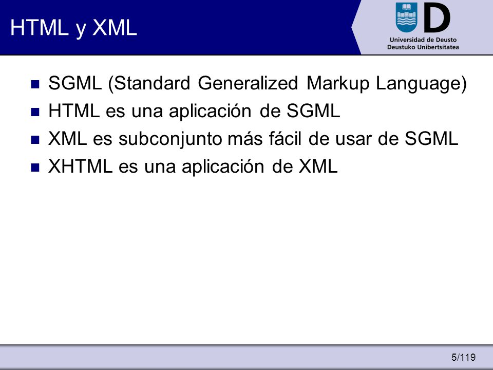 standard generalized markup language sgml In this family of markup languages, standard generalized markup language (sgml) is the parent sgml provides a way to define markup languages and sets the standard for their form in other words, sgml states what some languages can or cannot do, what elements must be included, such as tags, and the.