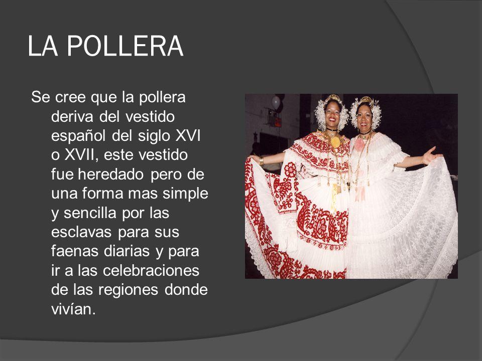 LA POLLERA