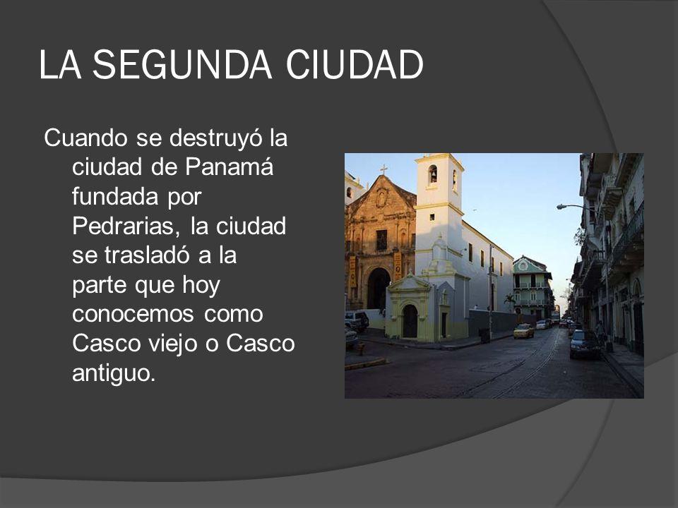 LA SEGUNDA CIUDAD