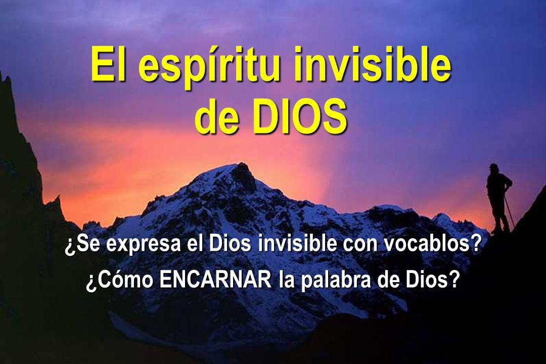 El esp ritu invisible de dios ppt descargar - Separacion sin hijos quien se queda en casa ...