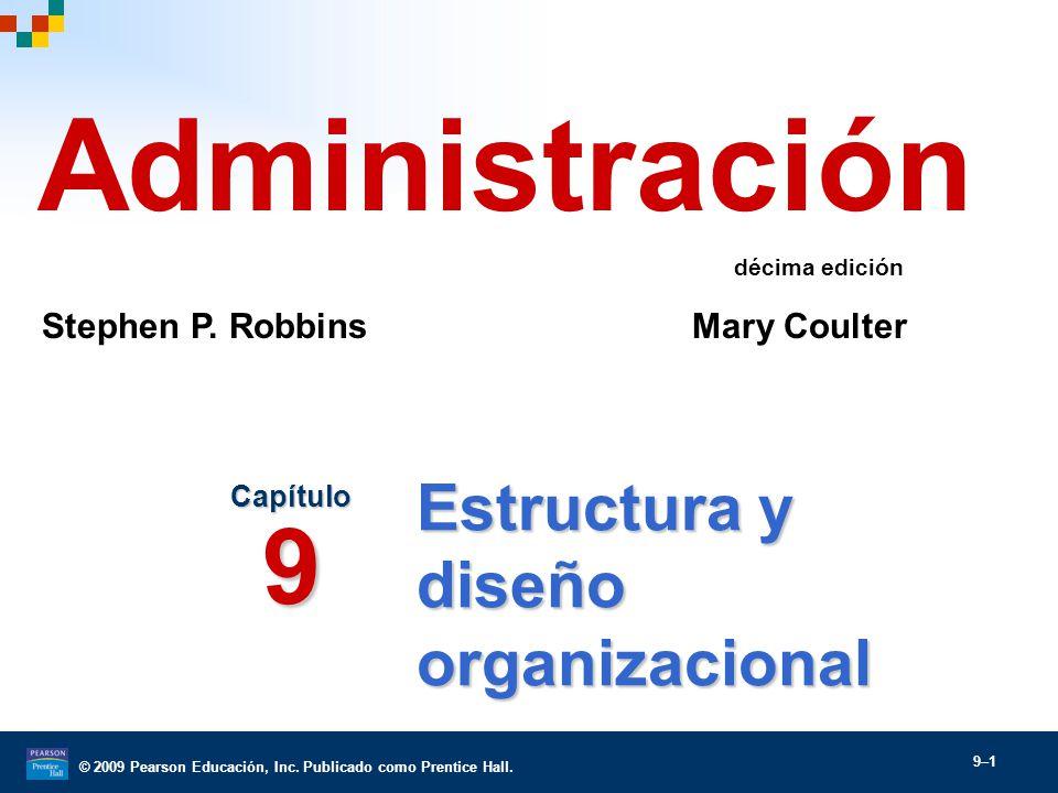 Estructura y diseño organizacional - ppt video online ... - photo#3