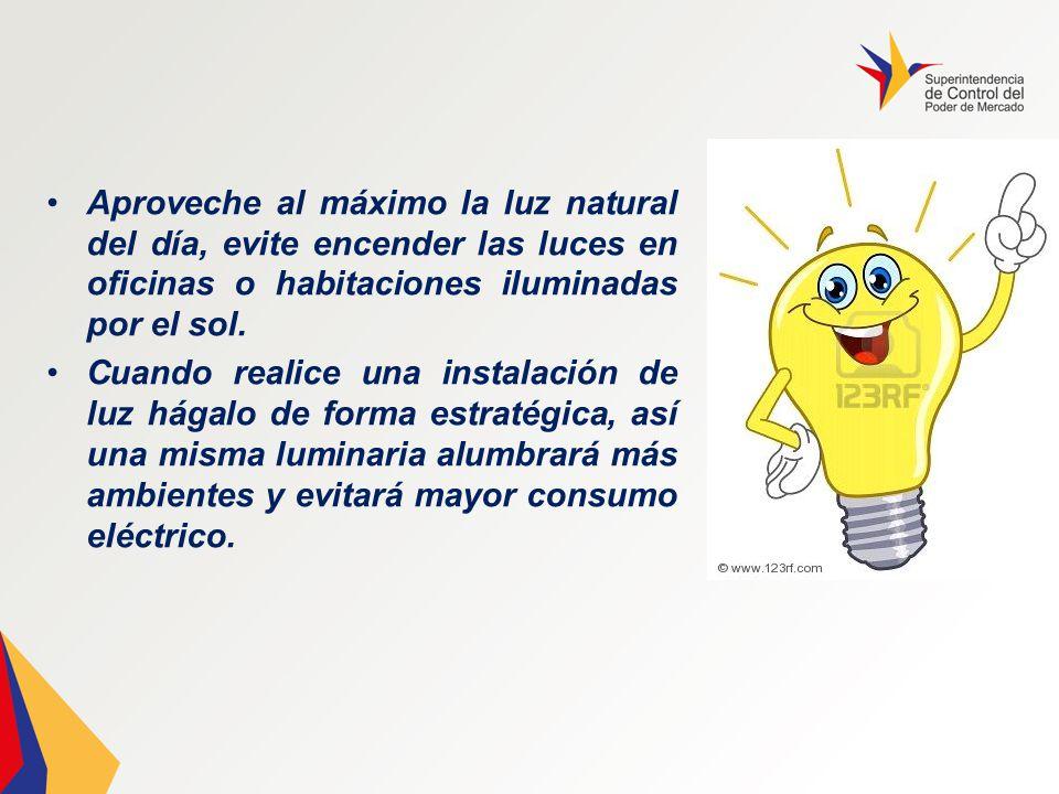 Consejos para reducir el consumo de energ a el ctrica ppt descargar - Oficinas de consumo ...