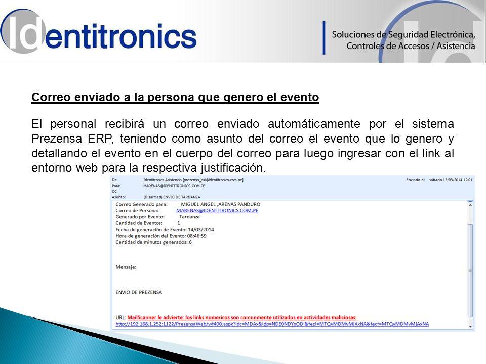 Sistema de compensaci n web ppt descargar for Correo la 14