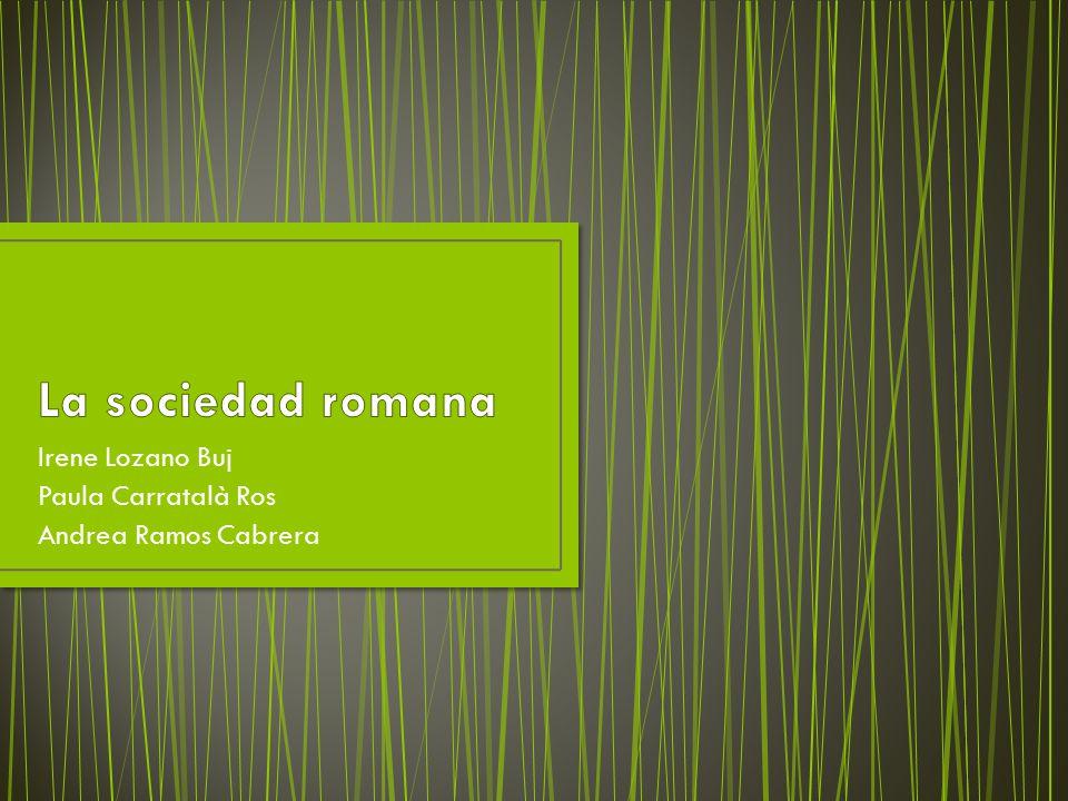 Irene Lozano Buj Paula Carratalà Ros Andrea Ramos Cabrera