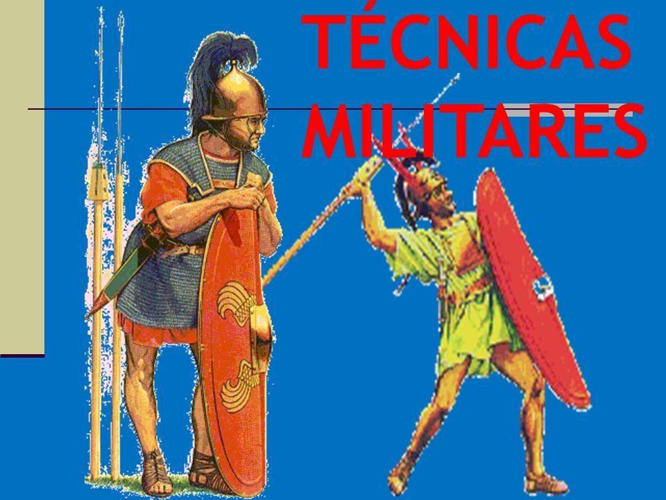 TÉCNICAS MILITARES