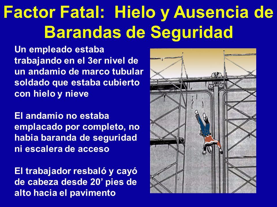Andamios 1926 subpart l scaffolding ppt descargar for Barandas de seguridad