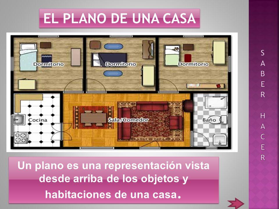 Unidad 2 mi casa y mi familia c i e n c i a s s o c i a l - Hacer plano de mi casa ...