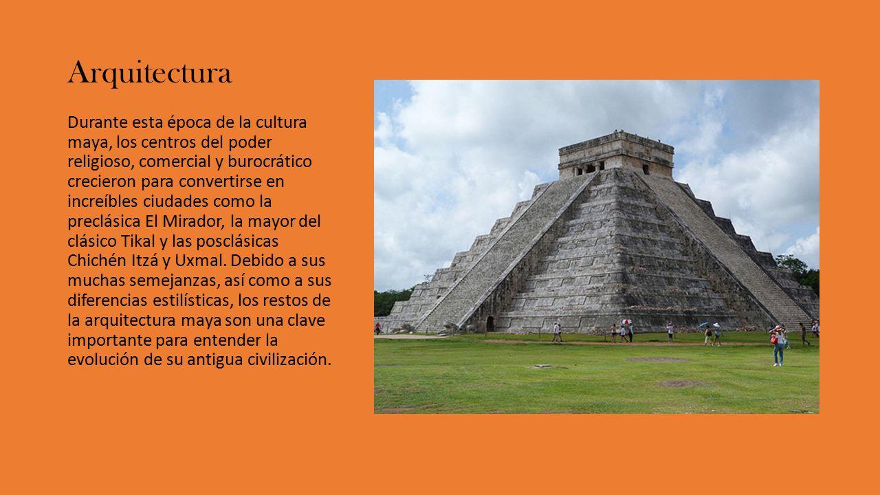 Desarrollo cultural maya ppt descargar for Civilizacion maya arquitectura