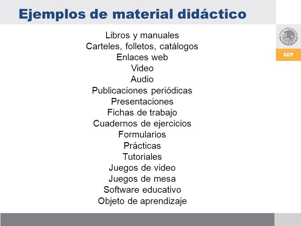 Material did ctico ppt descargar - Materiales para trabajos manuales ...