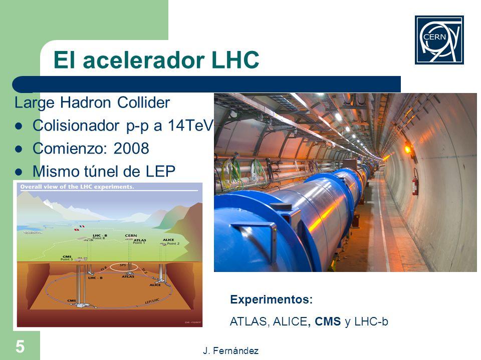 Resultado de imagen de El LHC y sus 14 TeV