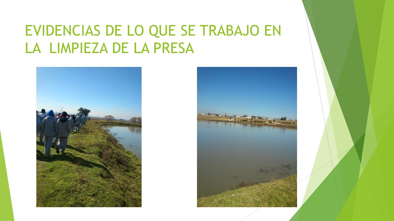 Nombre del proyecto limpieza de la presa de san diego - Trabajo por horas de limpieza ...
