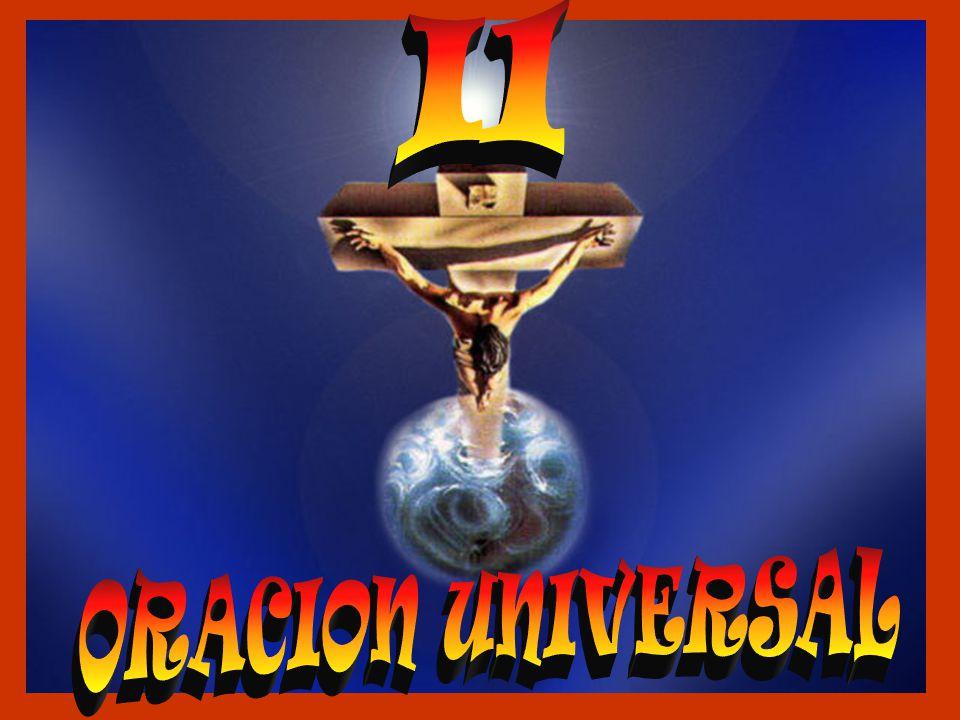 II ORACION UNIVERSAL