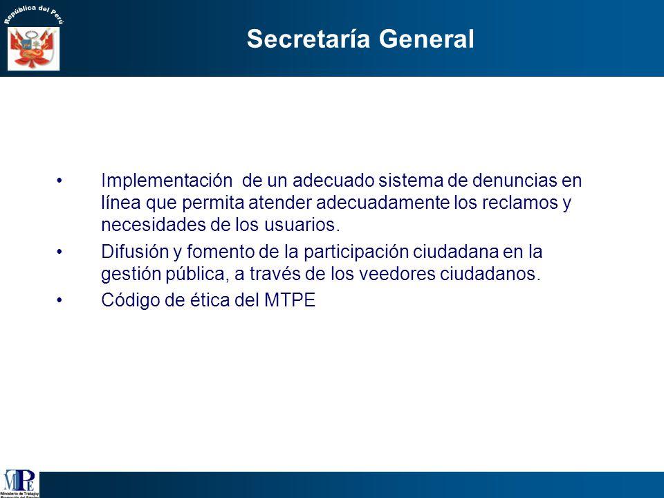 Ministerio de trabajo y promoci n del empleo ppt descargar - Oficinas de atencion a la ciudadania linea madrid ...