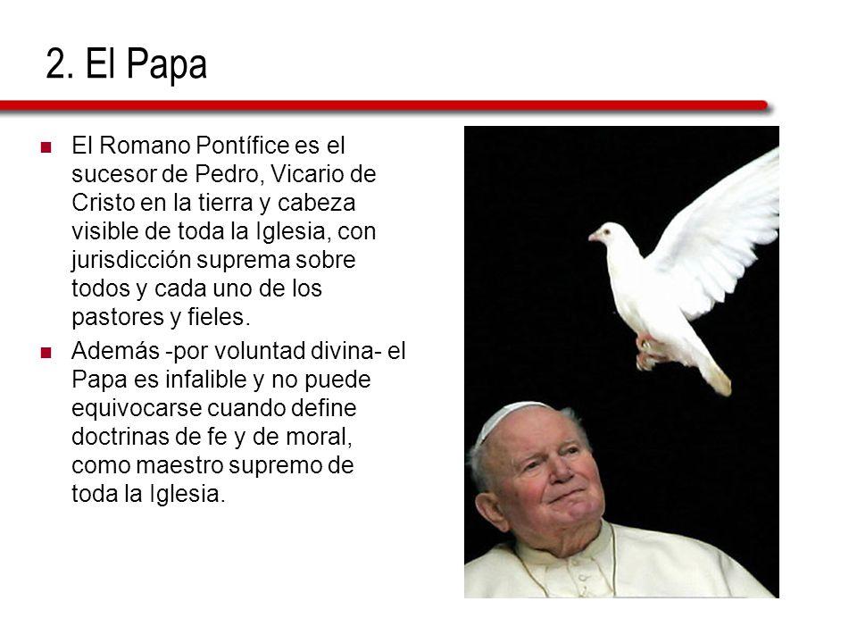 2. El Papa