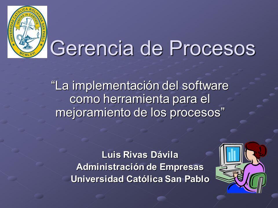 Administración de Empresas Universidad Católica San Pablo