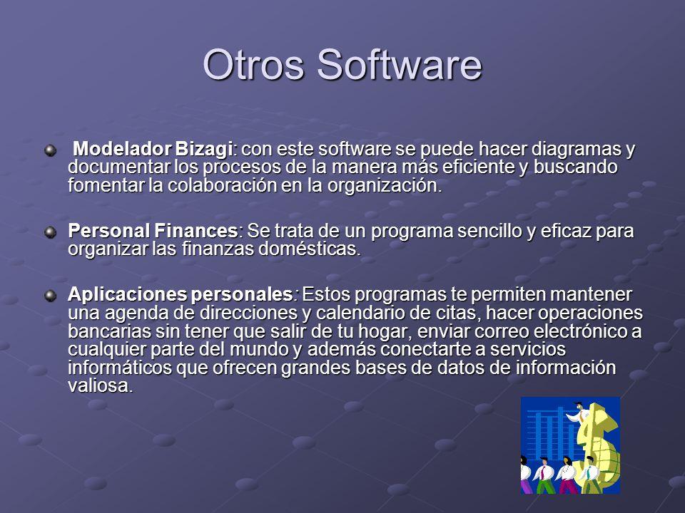 Otros Software