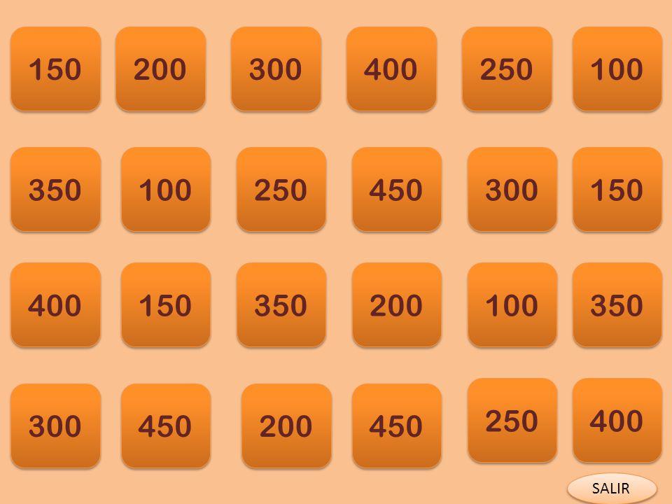 150 200. 300. 400. 250. 100. 350. 100. 250. 450. 300. 150. 400. 150. 350. 200. 100. 350.