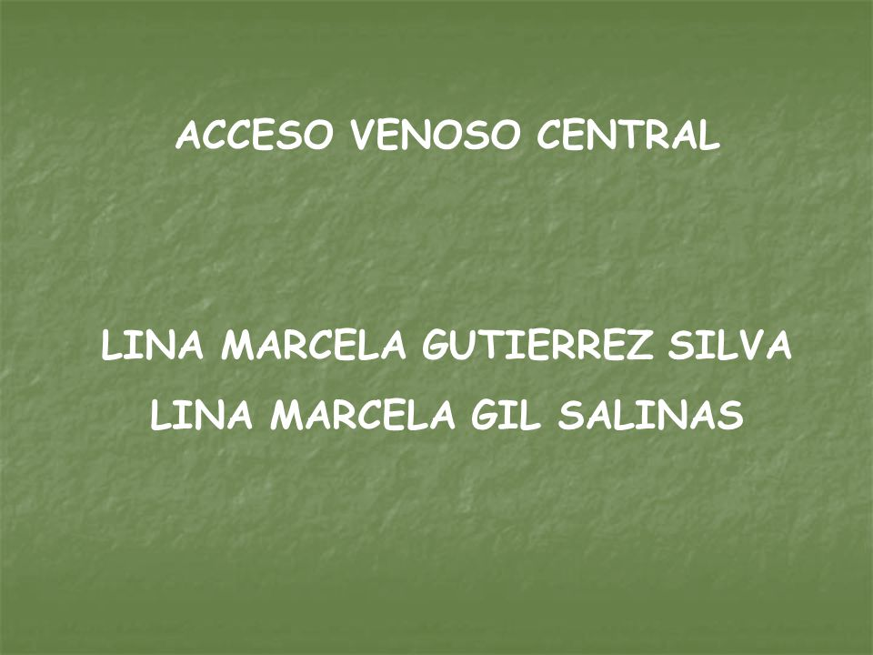 LINA MARCELA GUTIERREZ SILVA LINA MARCELA GIL SALINAS