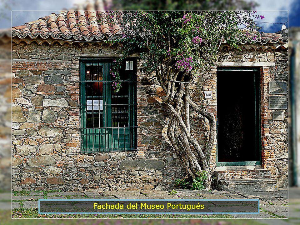 Fachada del Museo Portugués