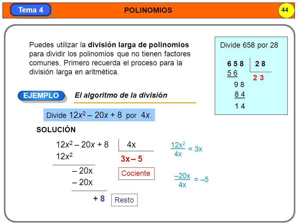 Excepcional Que Dividen Polinomios Larga Hoja De Cálculo De La ...