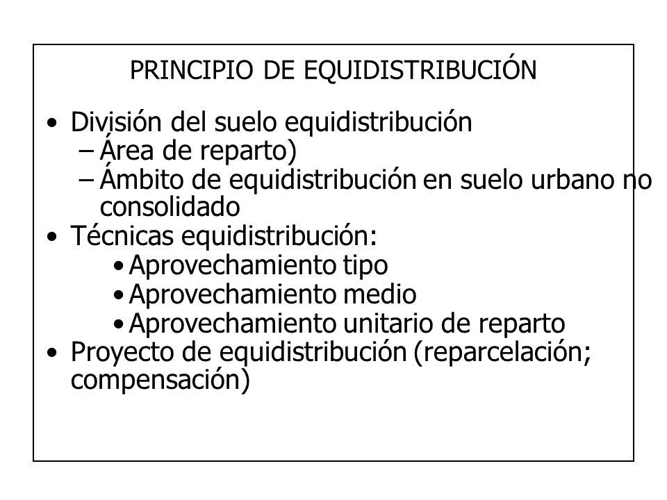 Objetivos conocer aspectos b sicos urbanismo clasificaci n for Suelo no consolidado