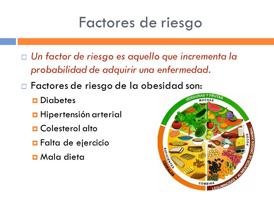 96+ [ La Obesidad Como Factor De Riesgo ] - Figura 5