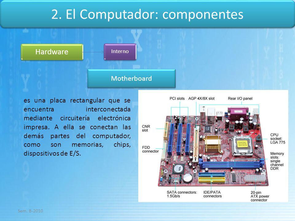 Introducci 243 N A La Computaci 243 N Ppt Descargar