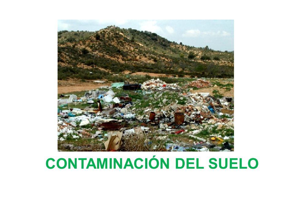 Contaminaci n del suelo ppt video online descargar for Lo ultimo en suelos
