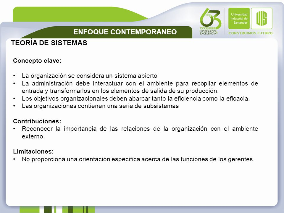 Direcci n empresarial i ppt video online descargar for Caracteristicas de los contemporaneos