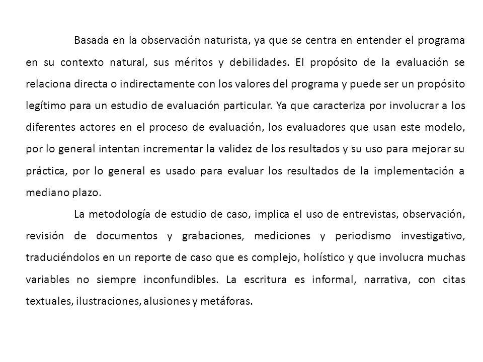 MODELO DE EVALUACIÓN CURRICULAR ORIENTADOS A LA FORMULACIÓN - ppt ...