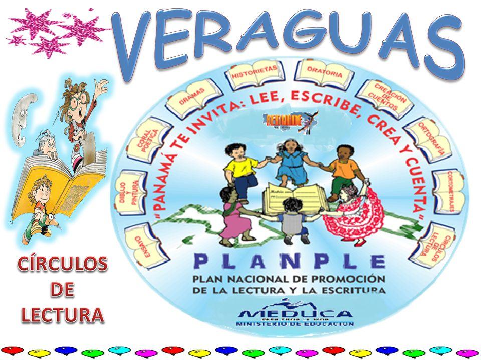 VERAGUAS CÍRCULOS DE LECTURA
