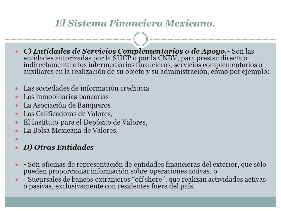 El sistema de ahorro para el retiro ppt descargar for Oficinas de banco financiero