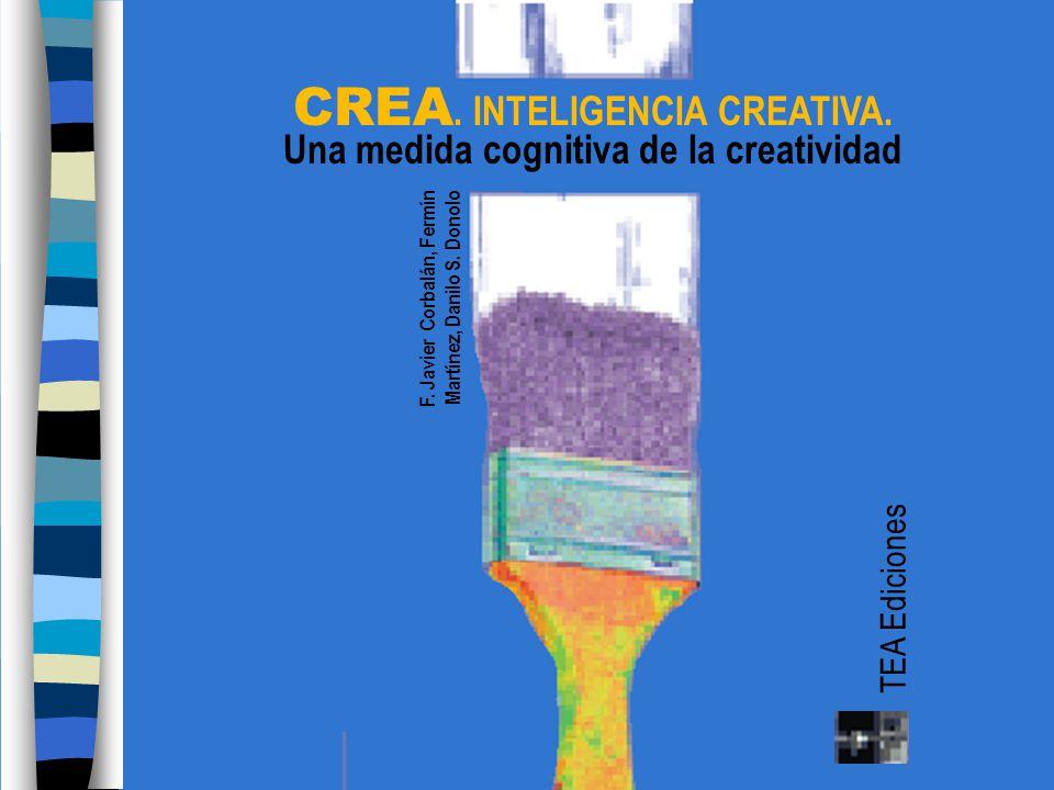 Una medida cognitiva de la creatividad