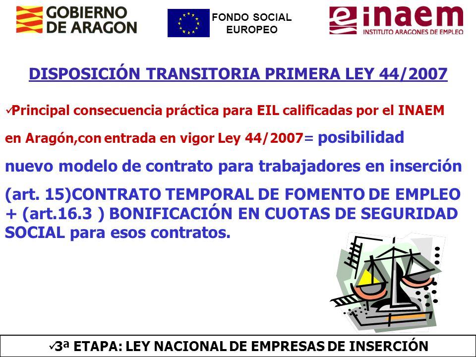 Ministerio de empleo y seguridad social contrato temporal for Oficina trabajo temporal