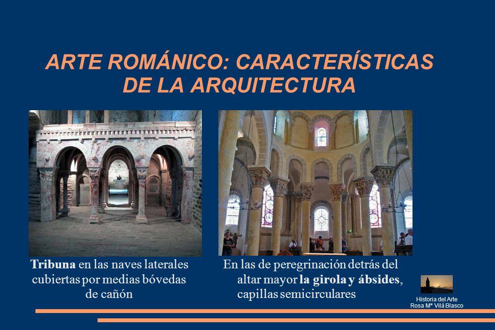 arte rom nico localizaci n ppt video online descargar ForCaracteristicas De La Arquitectura