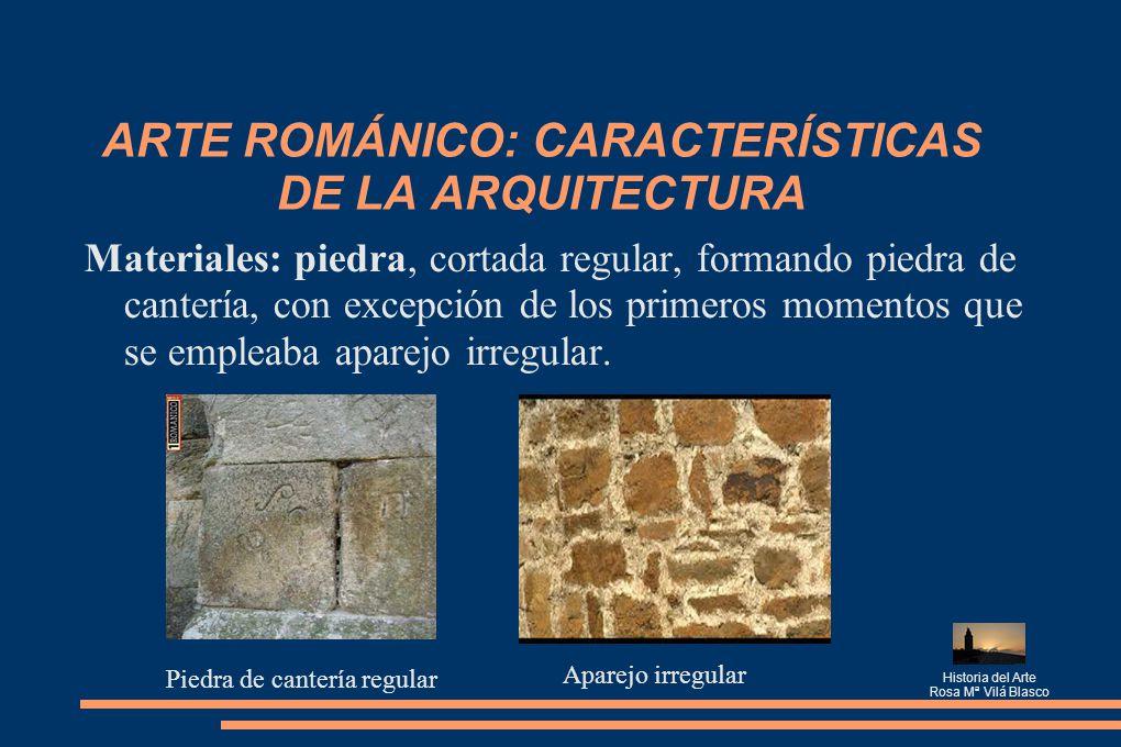 Arte rom nico localizaci n ppt video online descargar for Caracteristicas de la arquitectura
