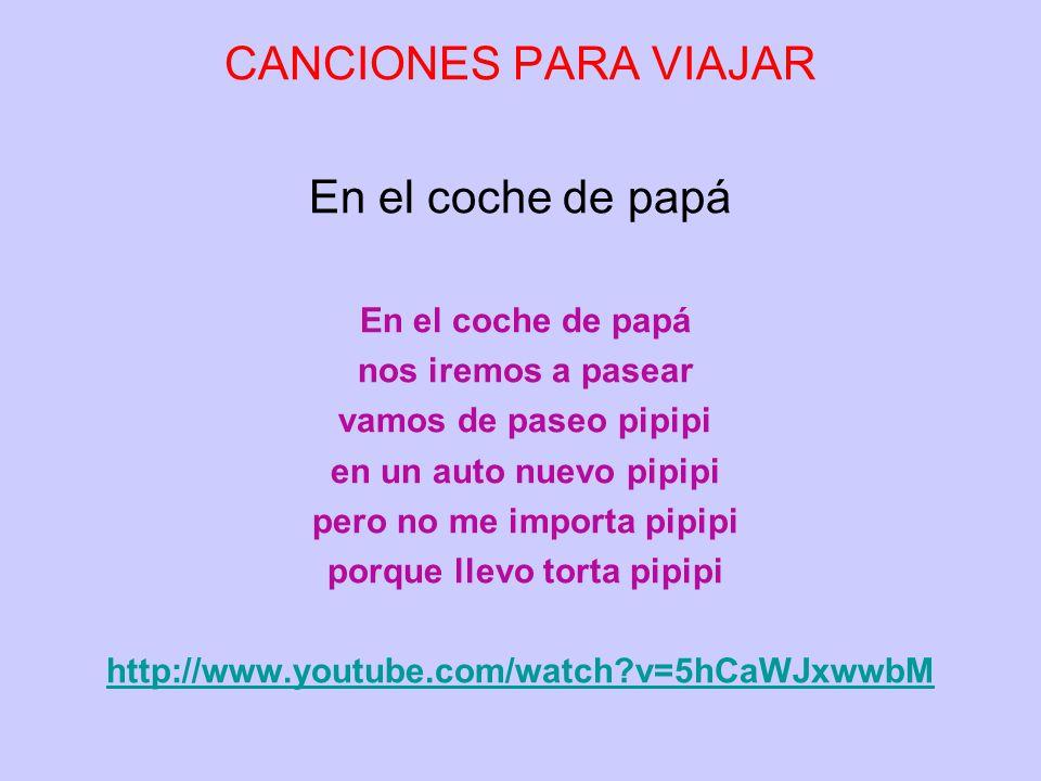 Canciones infantiles ppt video online descargar for Porque no calienta el ultimo radiador