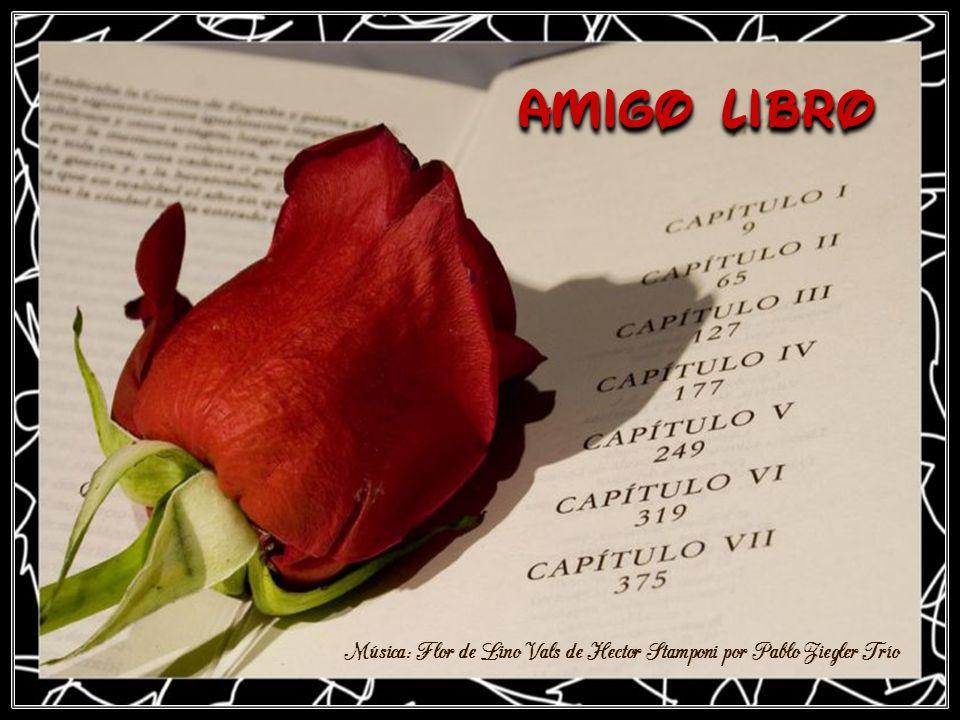 Amigo Libro Música: Flor de Lino Vals de Hector Stamponi por Pablo Ziegler Trío